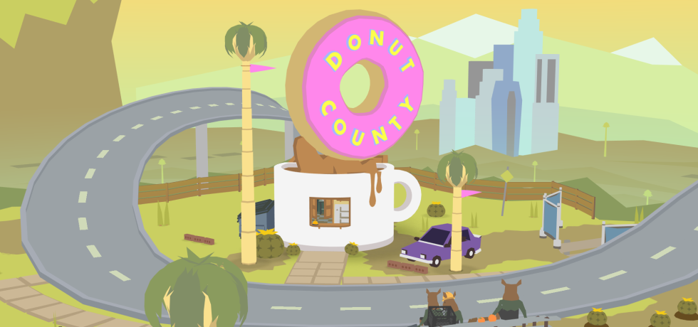 How Donut County survived the Clone Wars