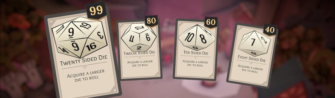 light fingers dice cards