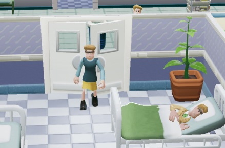 7 quirky illnesses in two point hospital