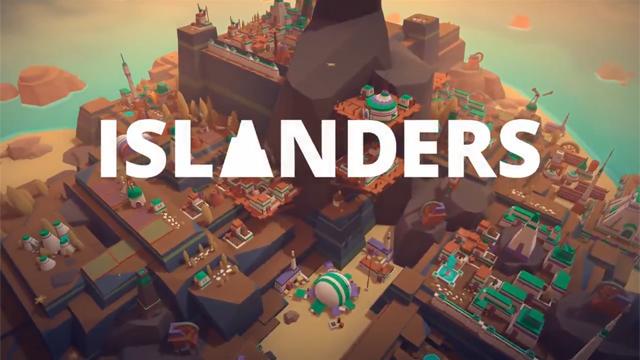 ISLANDERS Release Date